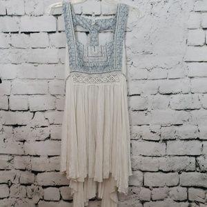 Free People stunning tunic dress